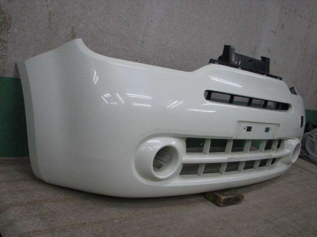 20739★キューブ (Z12) フロントバンパー 62022-1FA0H_画像3