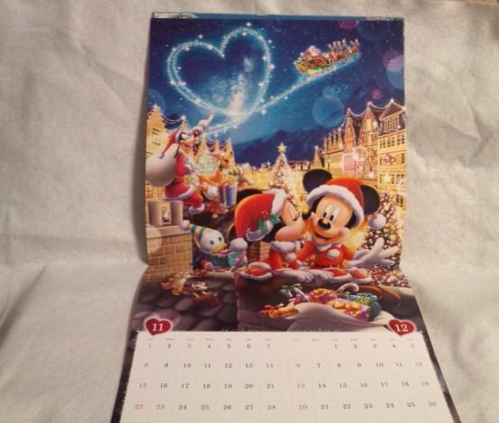 非売品 2020年 令和二年 ミッキーマウス ミニーマウス ディズニー カレンダー壁掛け ドナルドダック_令和二年 ミッキーマウス 壁掛 カレンダー
