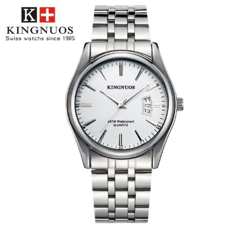 トップブランド 高級メンズ腕時計 30m 防水日付時計男性スポーツ腕時計 男性クォーツカジュアル腕時計レロジオ k-2432_画像7