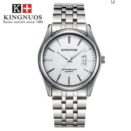 トップブランド 高級メンズ腕時計 30m 防水日付時計男性スポーツ腕時計 男性クォーツカジュアル腕時計レロジオ k-2432_画像4