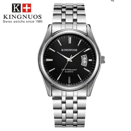 トップブランド 高級メンズ腕時計 30m 防水日付時計男性スポーツ腕時計 男性クォーツカジュアル腕時計レロジオ k-2432_画像6