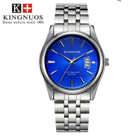 トップブランド 高級メンズ腕時計 30m 防水日付時計男性スポーツ腕時計 男性クォーツカジュアル腕時計レロジオ k-2432_画像9