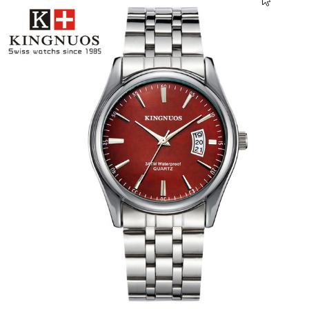 トップブランド 高級メンズ腕時計 30m 防水日付時計男性スポーツ腕時計 男性クォーツカジュアル腕時計レロジオ k-2432_画像8