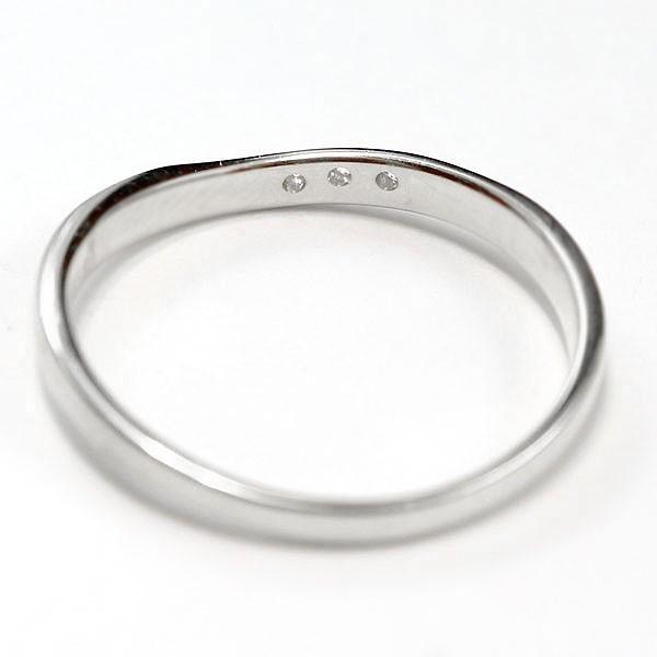 ペアリング プラチナ 2本セット ペア 安い ダイヤモンド 結婚指輪 マリッジリング 地金 pt900 プラチナ900 シンプル 人気 送料無料_画像4