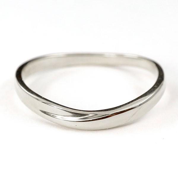 ペアリング プラチナ 2本セット ペア 安い ダイヤモンド 結婚指輪 マリッジリング 地金 pt900 プラチナ900 シンプル 人気 送料無料_画像3