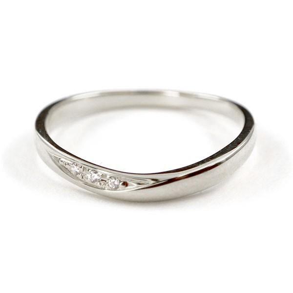 ペアリング プラチナ 2本セット ペア 安い ダイヤモンド 結婚指輪 マリッジリング 地金 pt900 プラチナ900 シンプル 人気 送料無料_画像2