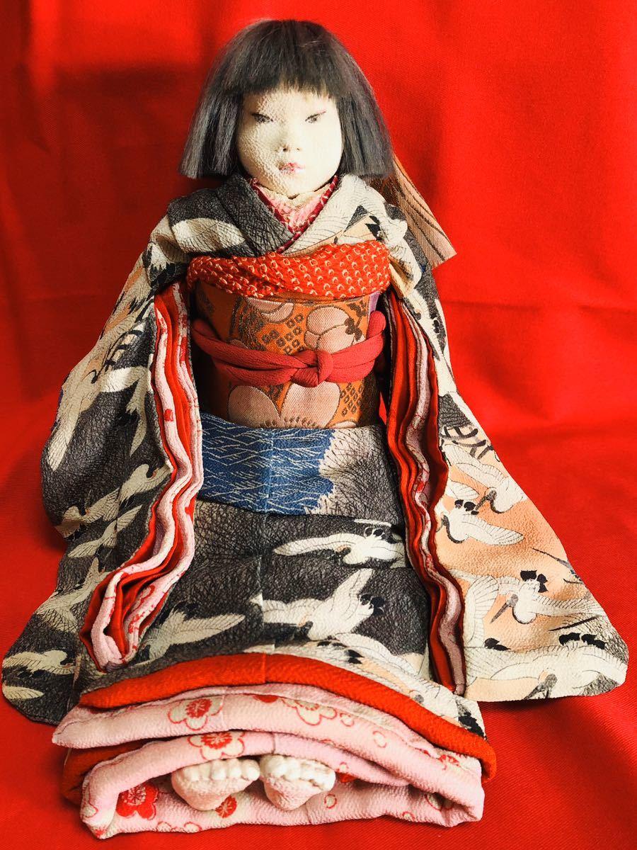 整理品売り切り商品 日本人形 市松人形 雛飾り人形