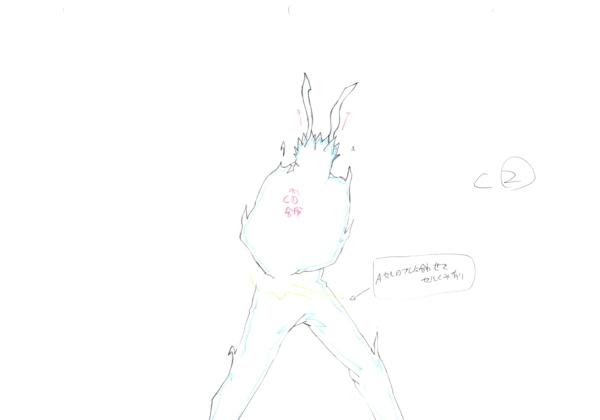 NARUTO☆ナルト直筆ラフ15枚セット_画像5
