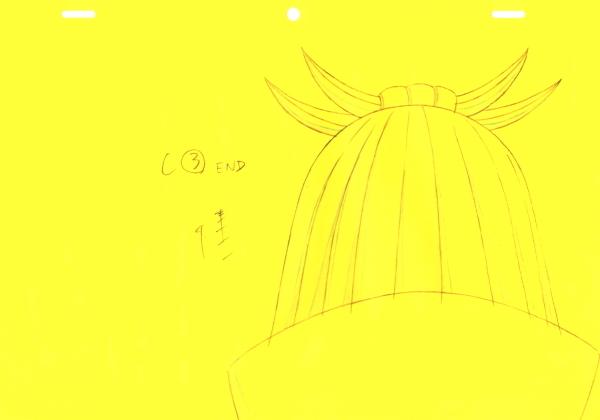 NARUTO☆ナルト直筆ラフ15枚セット_画像8