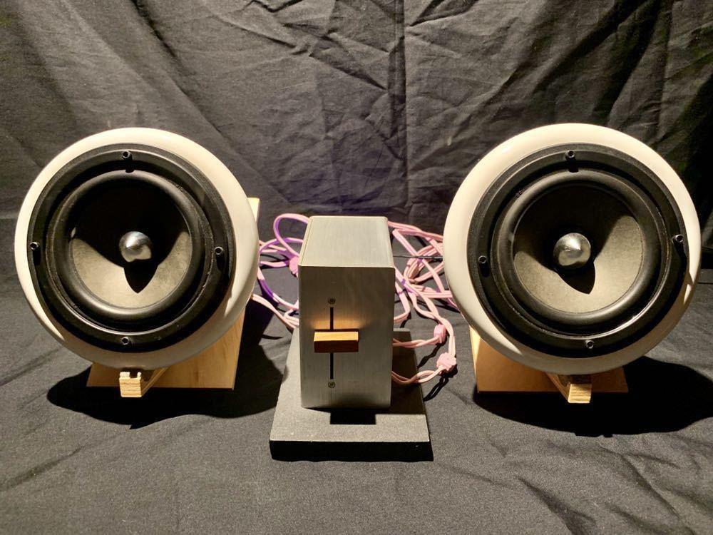 Joey Roth Ceramic Speakers アンプ&スピーカーセット デザイナー 陶器製 セラミック 難有り品 jbl tannoy b&w kef bose sony onkyo yamaha