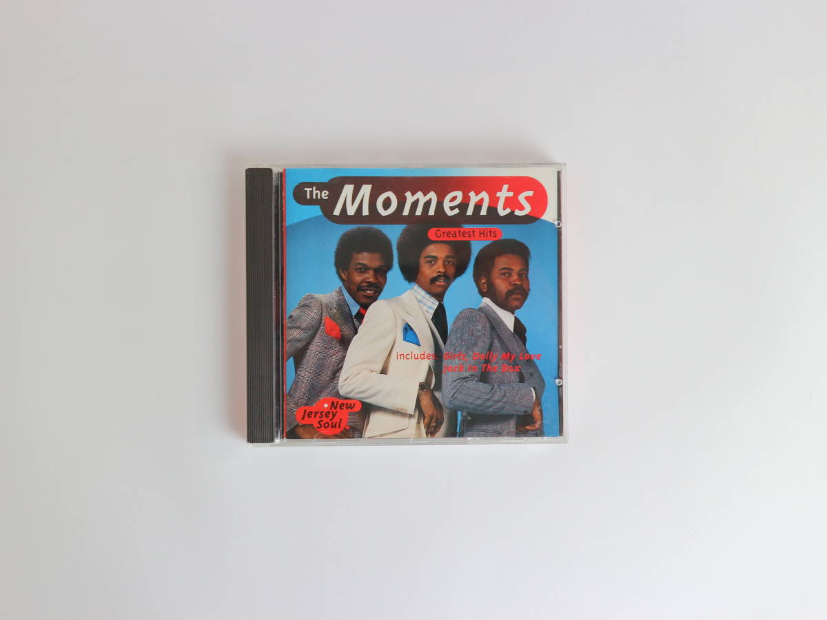 Moments「 greatest Hits 」/ 甘茶 スウィートソウル R&B チカーノ ローライダー モーメンツ_画像1