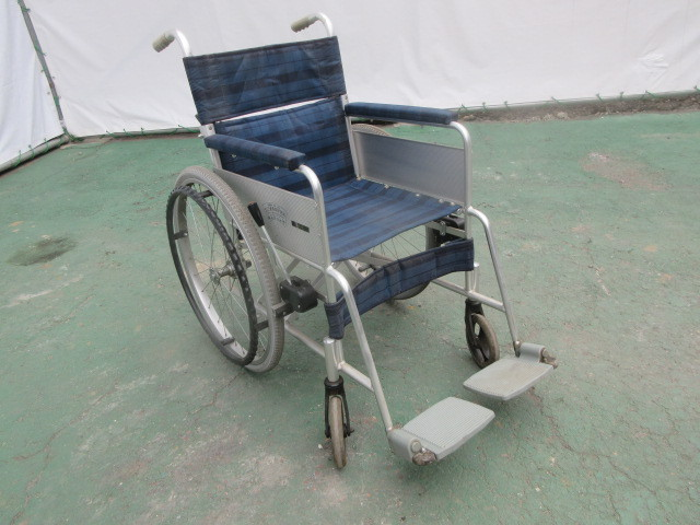 FL67 車いす 手動 自走式 介助 介護 折り畳み