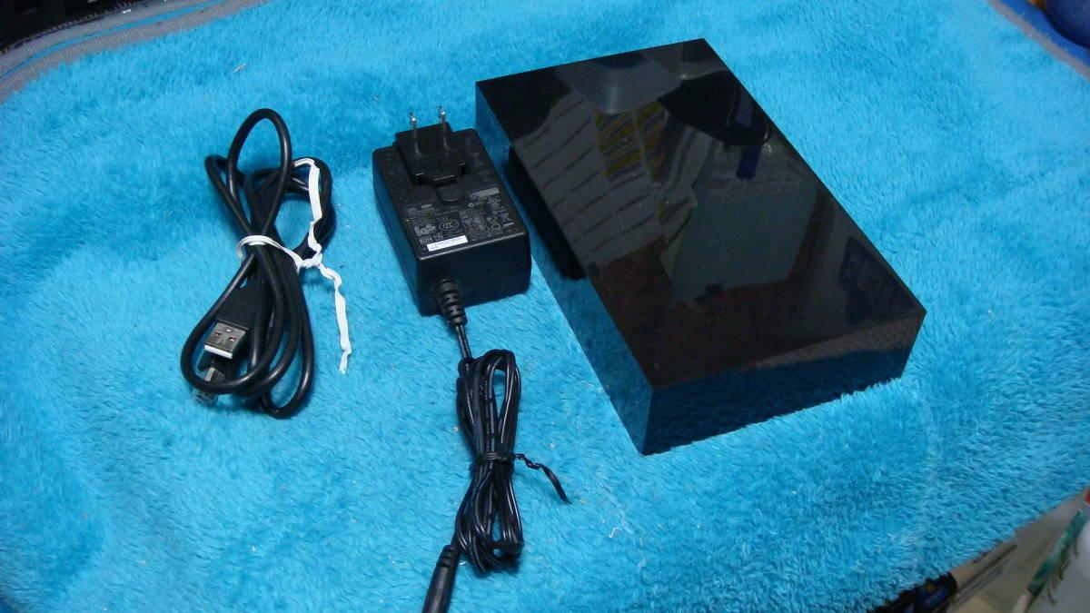 USB2.0接続 1TBタイプ TV録画用外付けハードディスク HCL-DB1TUTV 送料無料