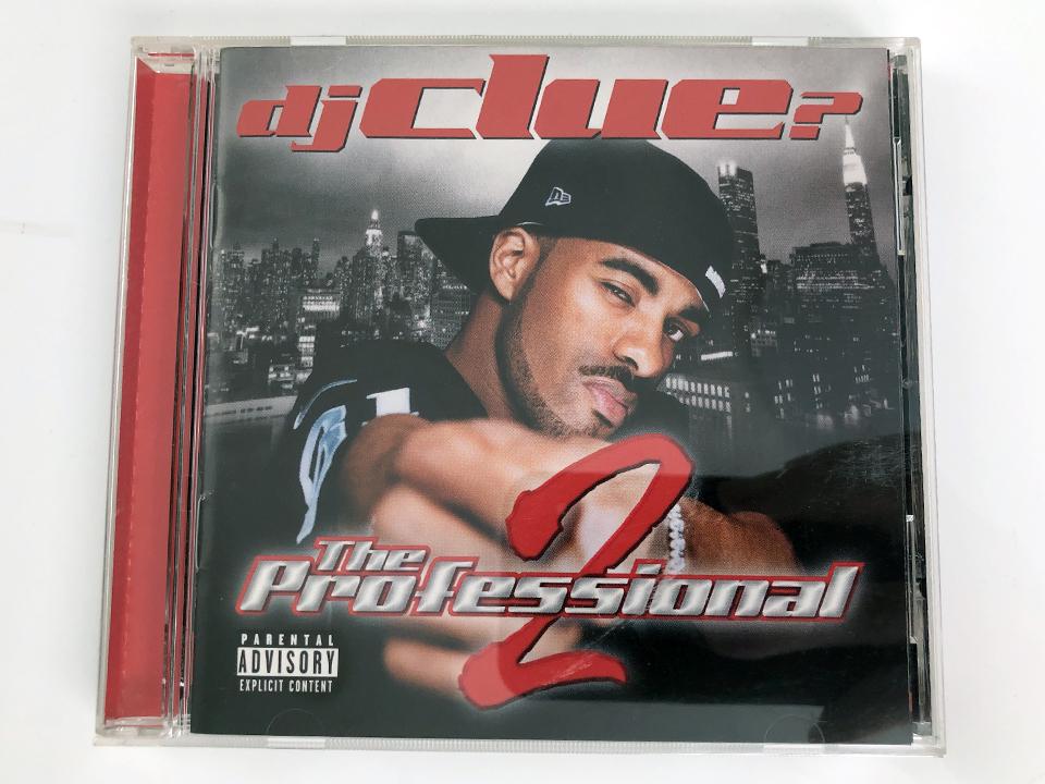 ☆【CD】DJ CLUE / The Professional 2