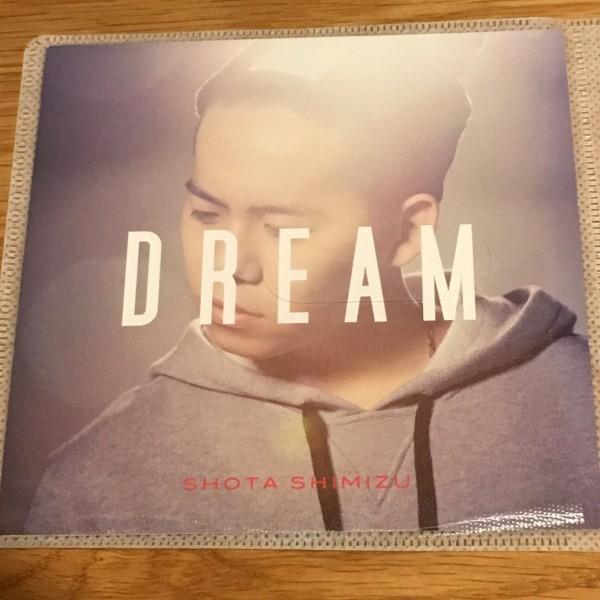 DREAM シングル, マキシ 清水翔太 レンタル落ち 歌詞カードとCDのみでの出品です_画像1