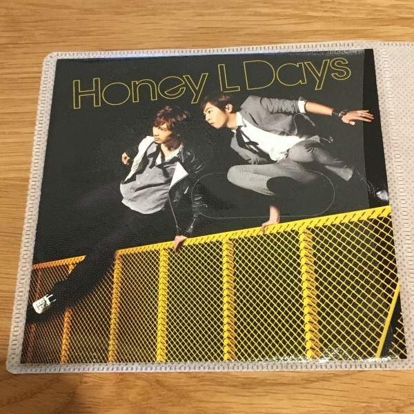 My Only Dream / Believe【ジャケットB】 シングル, 限定版, マキシ Honey L Days レンタル落ち 歌詞カードとCDのみでの出品です_画像1
