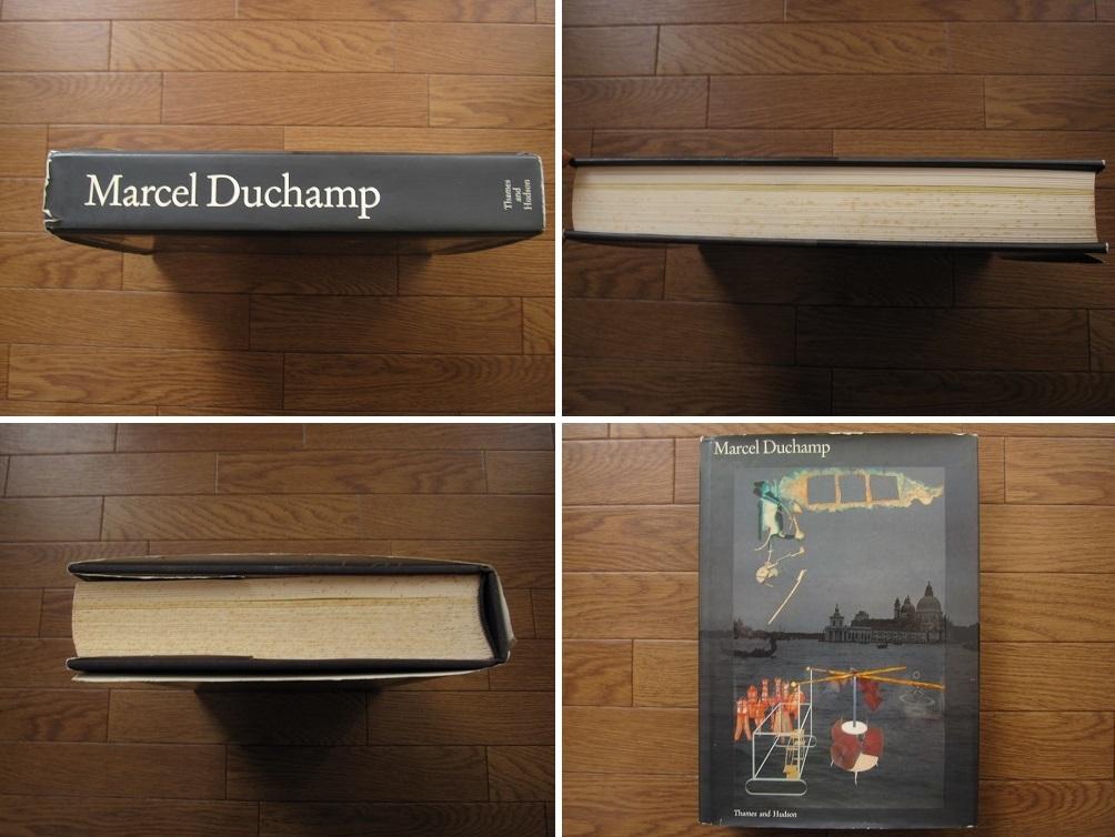 絶版 希少本 洋書 Marcel Duchamp : マルセル・デュシャン / ハードカバー / Dada ダダ / 近代美術_画像10
