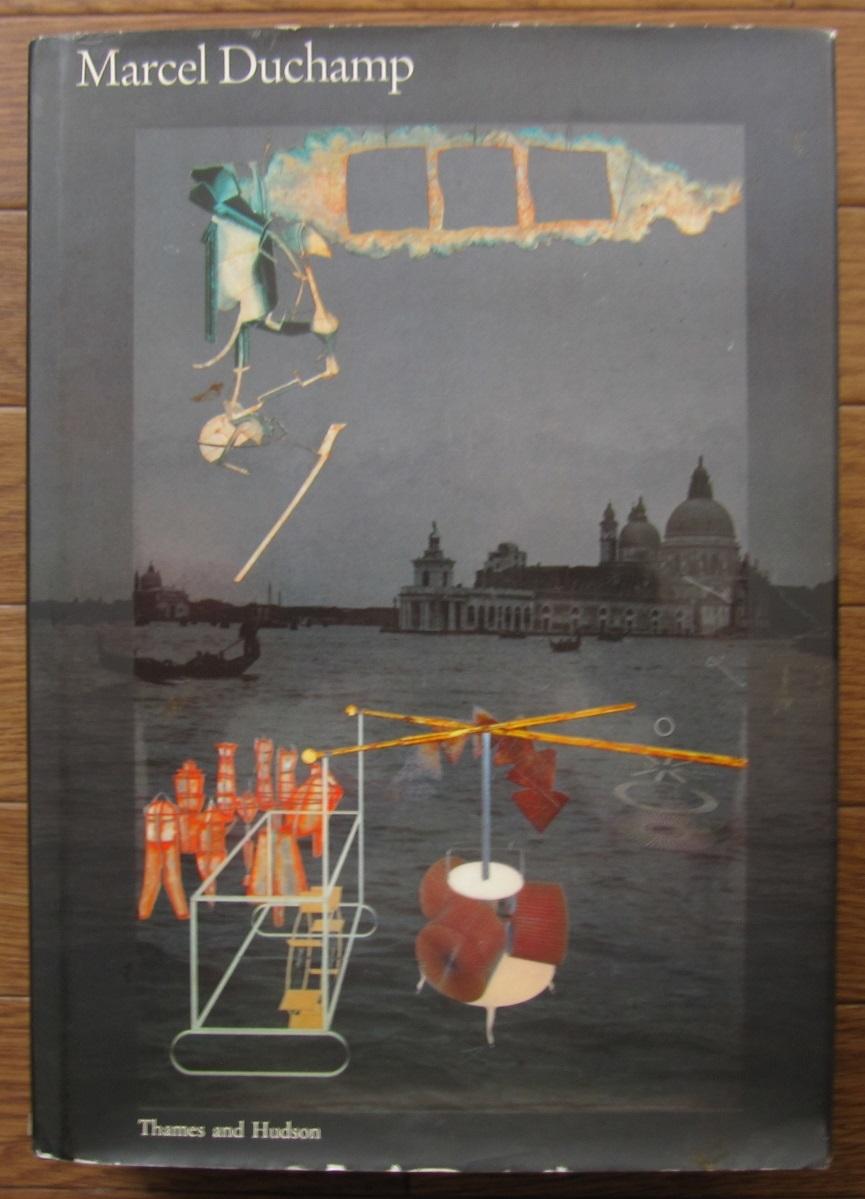 絶版 希少本 洋書 Marcel Duchamp : マルセル・デュシャン / ハードカバー / Dada ダダ / 近代美術_画像1
