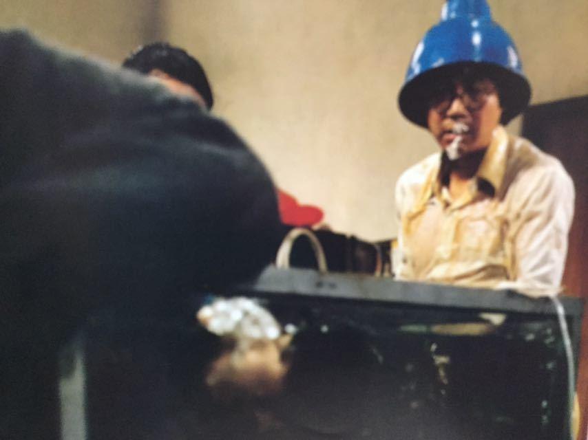 Mr.BOO!シリーズ第2弾 インベーダー作戦 映画 パンフレット マイケル・ホイ B5.200812_画像5