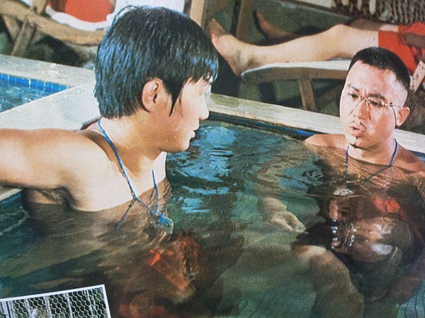Mr.BOO!シリーズ第3弾 ギャンブル大将 映画 パンフレット マイケル・ホイ B8.200821_画像6
