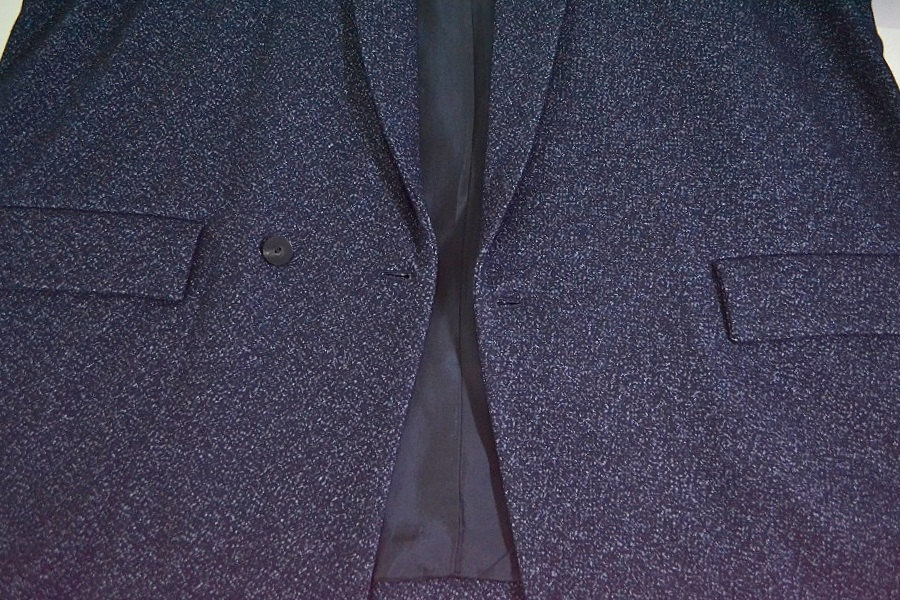 【新品】 19AW 完売 / Dulcamara / ジーロンラム ダブル ジャケット 1 / Ka na ta edwina horl essay ohta AURALEE YOKE uru よそいき