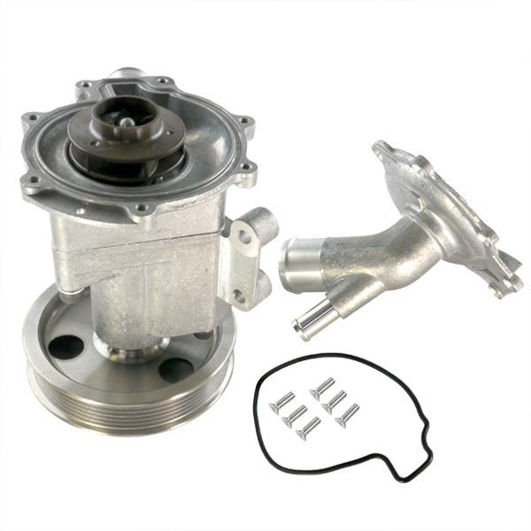 [6ヶ月保証] GRAF製 MINI ミニ R50 ウォーターポンプ W10(直4) エンジン用 11517513062 クーパー Cooper 新品 即日発送_画像3