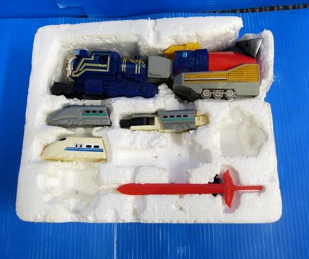 ● タカラ 勇者特急 マイトガイン 特急合体 STD スタンダード 玩具 おもちゃ 当時物 昭和 レトロ 状態価格 中古 ●_画像2