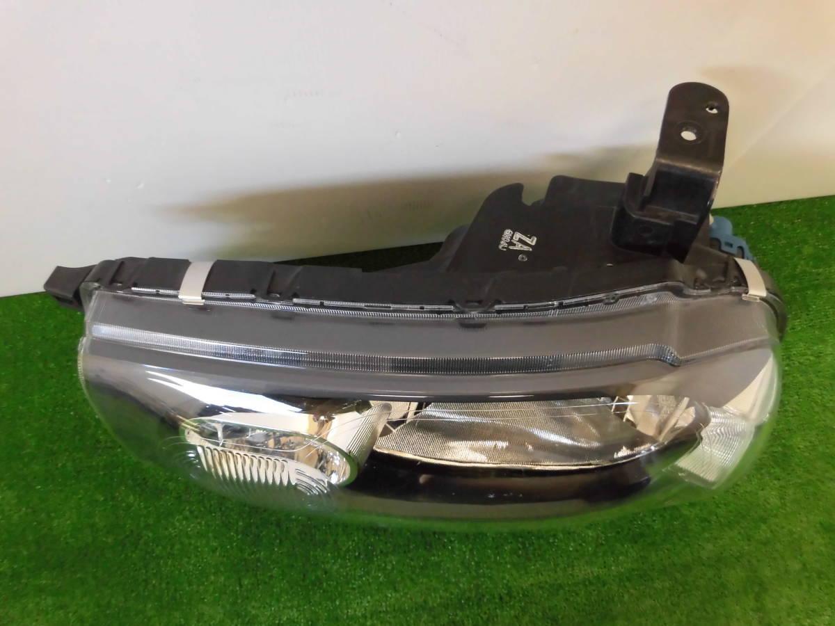 日産 キューブ CUBE Z12 NZ12 純正 ヘッドライト 左 L STANLEY P8190 2006_画像7