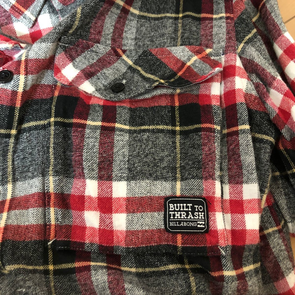 チェックシャツ 長袖シャツ ネルシャツ