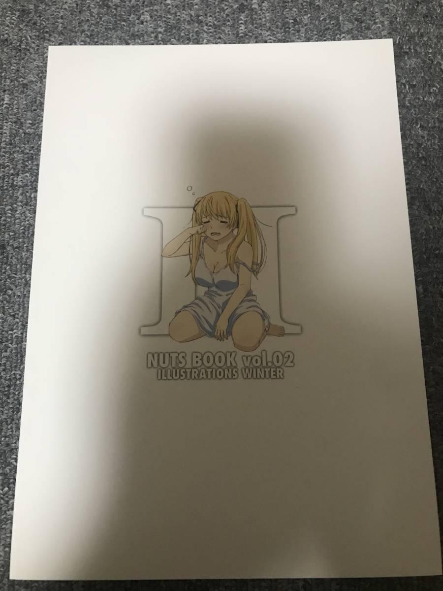 【C97】新刊 NUTS BOOK vol.02 SAO 五等分の花嫁 アニメーター本 コミケ コミックマーケット C98 エアコミケ_画像2
