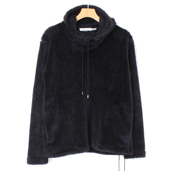 送料無料 15aw NONNATIVE - Hiker Hooded Pullover Poly Fleece High Loft 1 フリース パーカー ノンネイティブ vendor sandinista Black