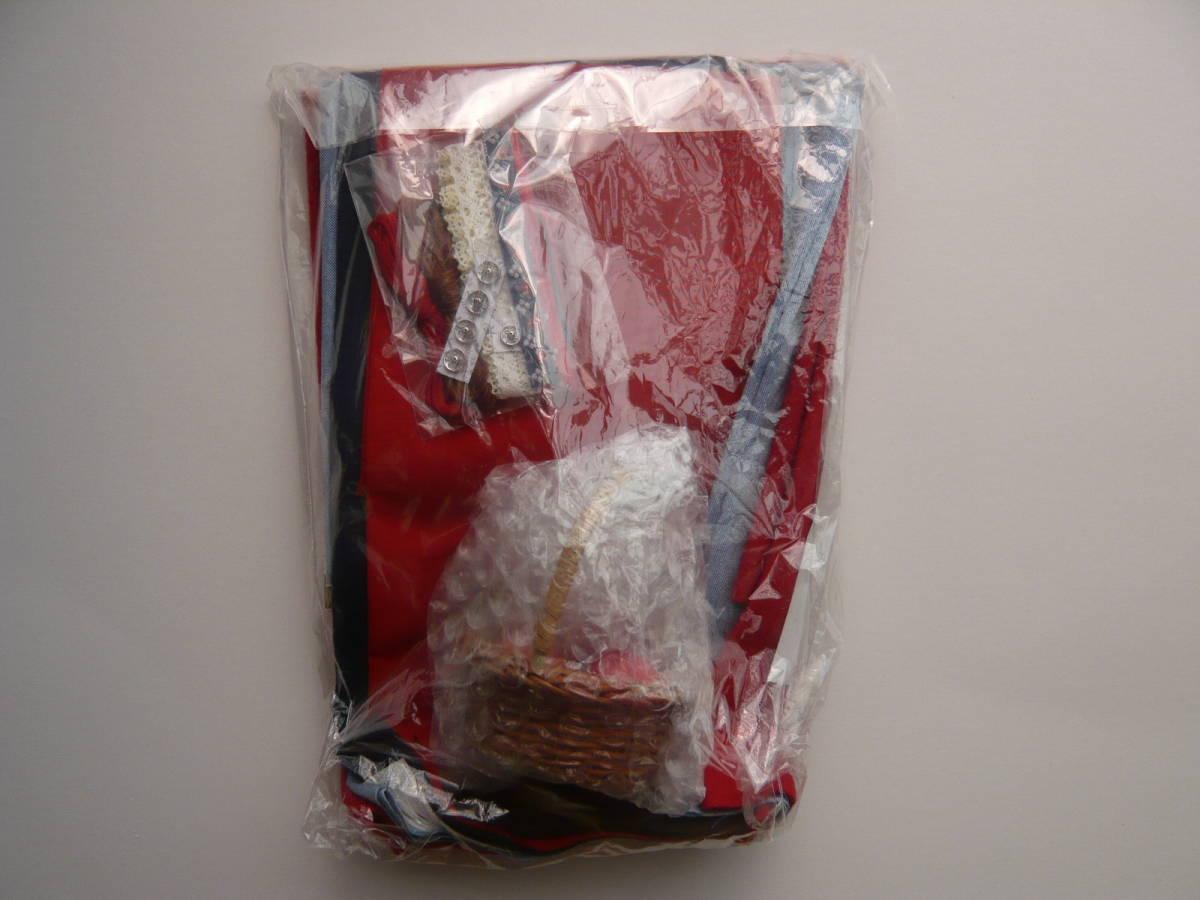@@ホビーラホビーレ ニーナ 刺繍ドールキット 赤ずきん 税抜定価3700円 _画像2