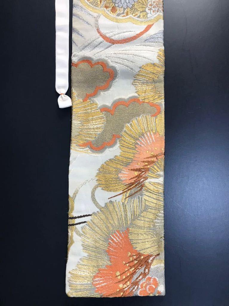 限定4本 日本刀 太刀 刀 刀袋 豪華 金彩 鶴紋 職人ハンドメイド 100% 正絹使用 一点物 c-2_画像8