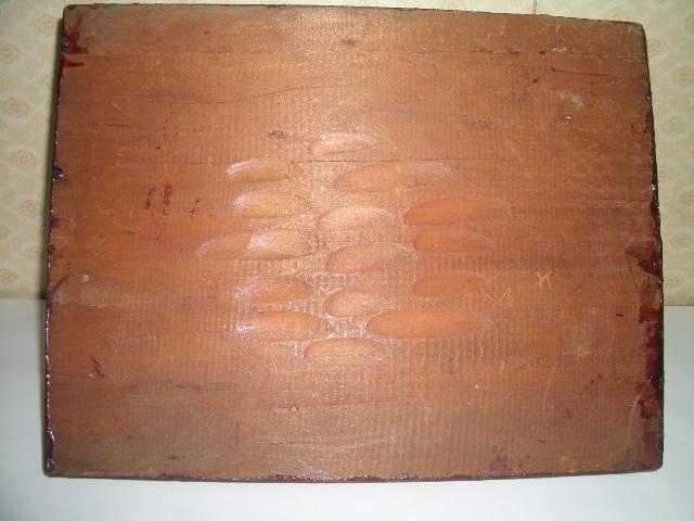 北海道土産品 アイヌ民芸品 木彫りの親子熊 母熊・小熊2匹 置物_画像10