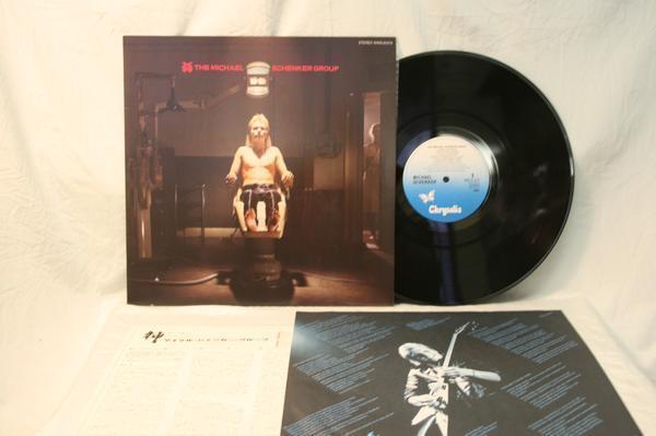 中古LP「神 帰って来たフライング・アロウ」THE MICHAEL SCHENKER GROUP/マイケルシェンカーグループ 国内盤_画像1