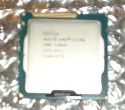 Intel Core i7-3770K 3.50GHz 美品 動作品