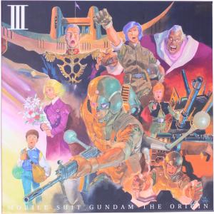 機動戦士ガンダム THE ORIGIN III Collector's Edition(初回限定生産版)(Blu-ray Disc)_画像1