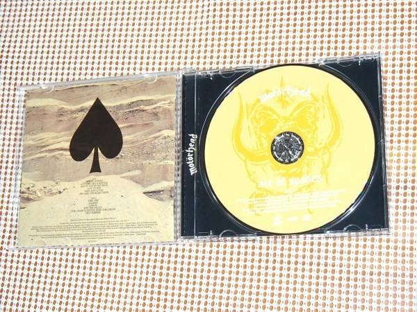 美盤 廃盤 高音質 SHM-CD Motorhead モーターヘッド Ace Of Spades エース オブ スペーズ/ Lemmy Eddie Clarke Phil Taylor UICY-25134
