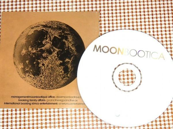 レア 廃盤 Moonbootica ムーンブーティカ / Moonbootique 主宰 / 独 EDM 良作 / Der Tobi & Das Bo Fettes Brot Funf Sterne Deluxe 関連