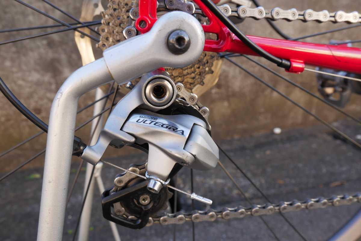 LEMOND Racing Cycle Poprad Disc 中古 ☆即決でMAVIC CROSSMAX XL 付き☆ シクロクロス グラベルロード ディスクブレーキロード_画像3