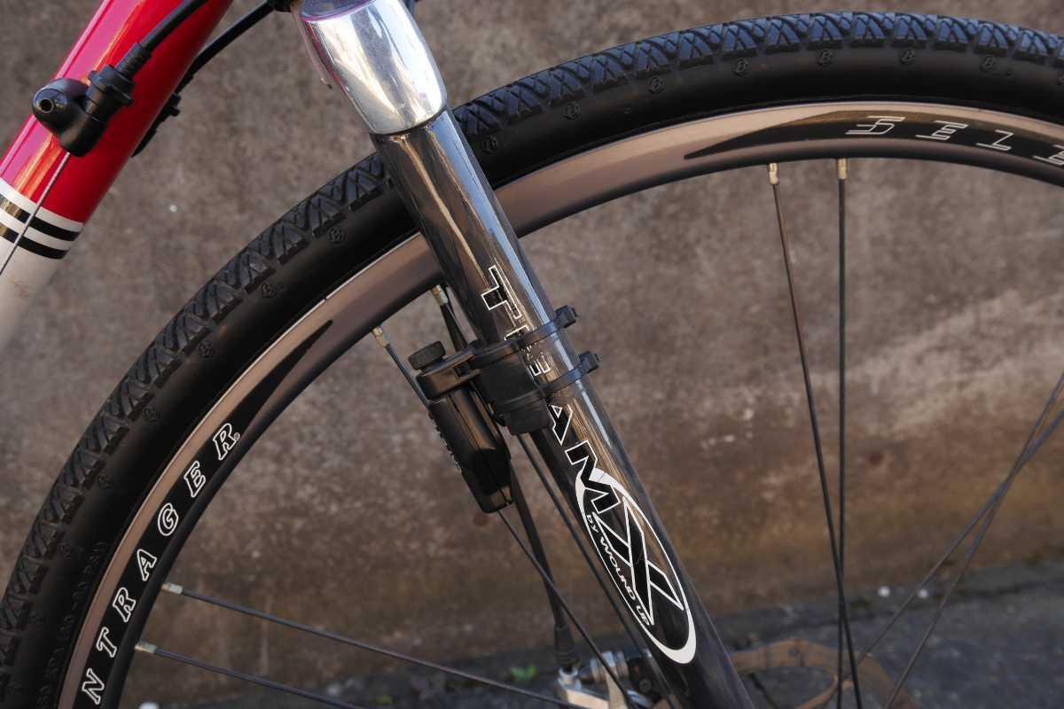 LEMOND Racing Cycle Poprad Disc 中古 ☆即決でMAVIC CROSSMAX XL 付き☆ シクロクロス グラベルロード ディスクブレーキロード_画像6