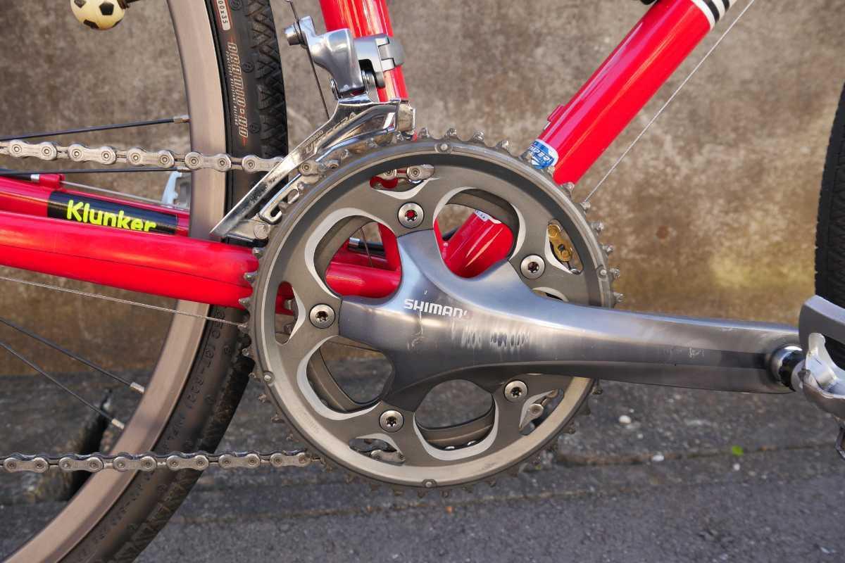 LEMOND Racing Cycle Poprad Disc 中古 ☆即決でMAVIC CROSSMAX XL 付き☆ シクロクロス グラベルロード ディスクブレーキロード_画像4