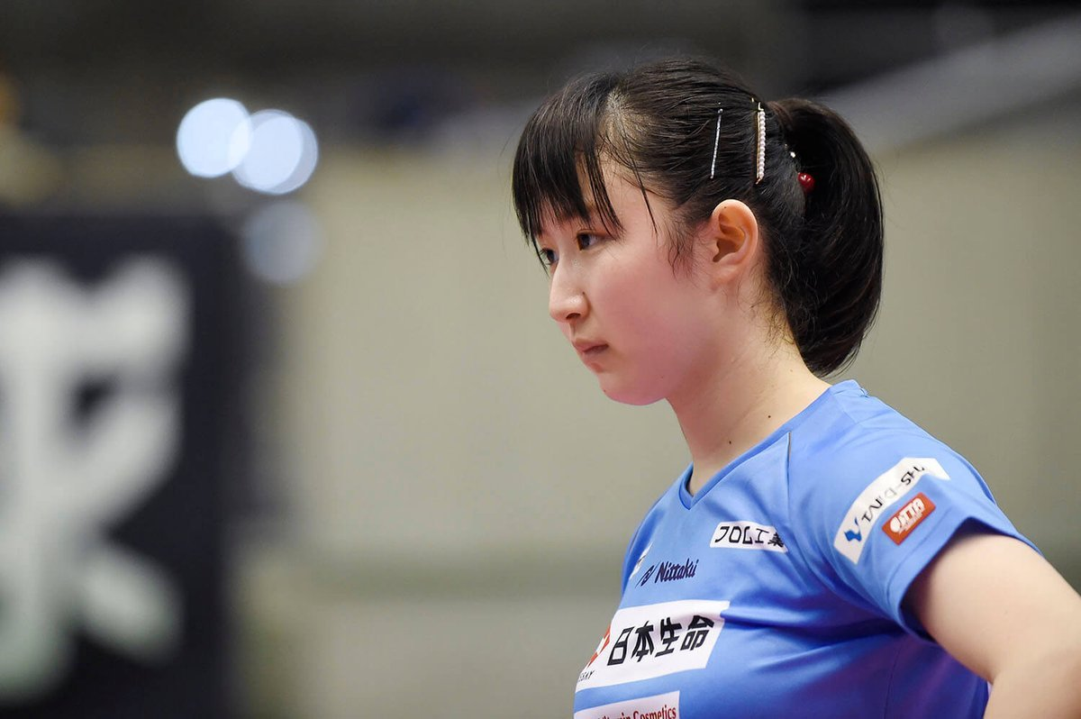 全日本選手権卓球女子優勝記念 早田ひな L版写真7枚 巨乳_画像7