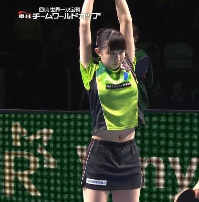 全日本選手権卓球女子優勝記念 早田ひな L版写真7枚 巨乳_画像4