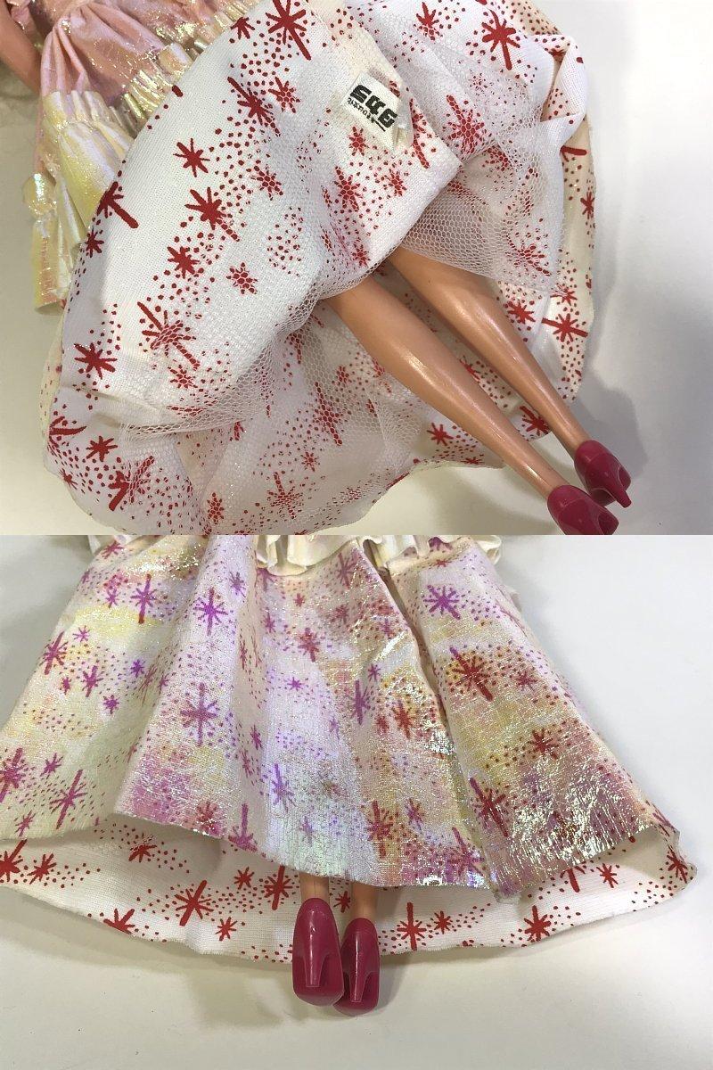送料無料 ■ リカちゃん バービー ジェニー 人形 日本製 小物 衣装 着せ替え人形 ⑤_画像4