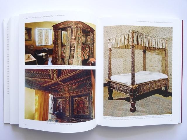 洋書◆オーク材の家具写真集 本 アンティーク 椅子 チェア テーブル チェスト ほか_画像7