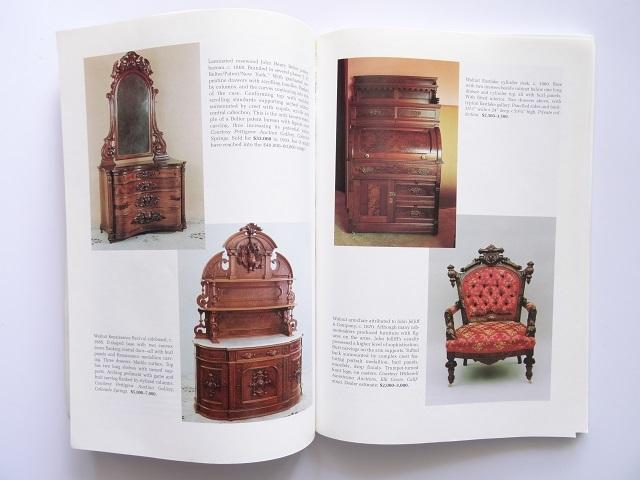 洋書◆ビクトリア期の家具写真集 本 アンティーク 椅子 チェア テーブル チェスト ほか_画像2