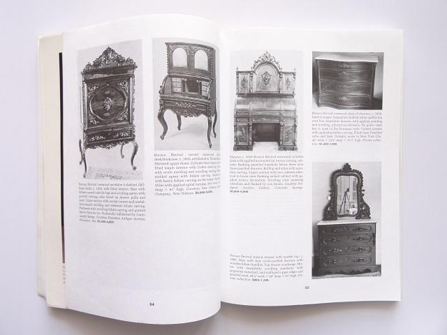 洋書◆ビクトリア期の家具写真集 本 アンティーク 椅子 チェア テーブル チェスト ほか_画像7