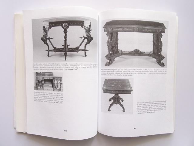 洋書◆ビクトリア期の家具写真集 本 アンティーク 椅子 チェア テーブル チェスト ほか_画像9