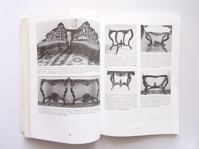 洋書◆ビクトリア期の家具写真集 本 アンティーク 椅子 チェア テーブル チェスト ほか_画像5